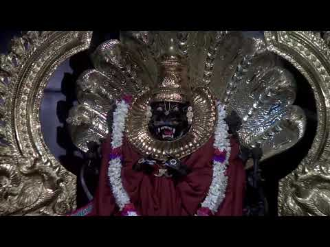 Mangal Arati Darshan of Sri Narasimha Dev