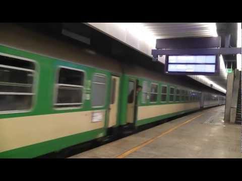 Dziewięć godzin na stacji Warszawa Centralna - 20.04.2012
