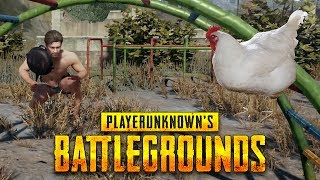 PLAYER UNKNOWN BATTLEGROUNDS #16: Hungry for Chicken Dinners!