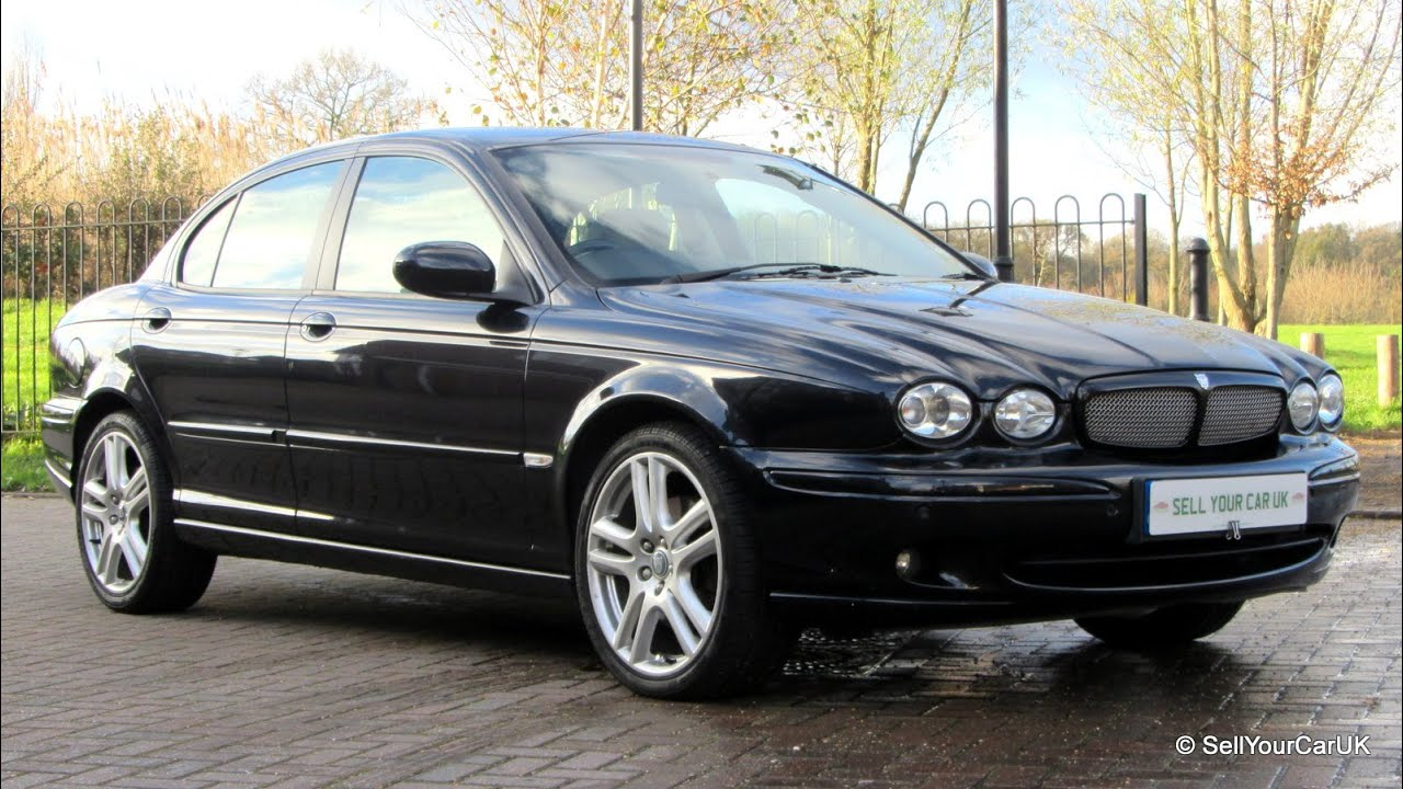 sold exclusively using sell your car uk 2007 jaguar x type 2 5 v6 sport auto youtube. Black Bedroom Furniture Sets. Home Design Ideas