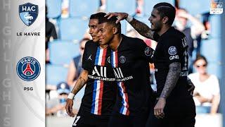 Le Havre 0-9 Paris Saint-Germain - HIGHLIGHTS & GOALS - 7/12/2020