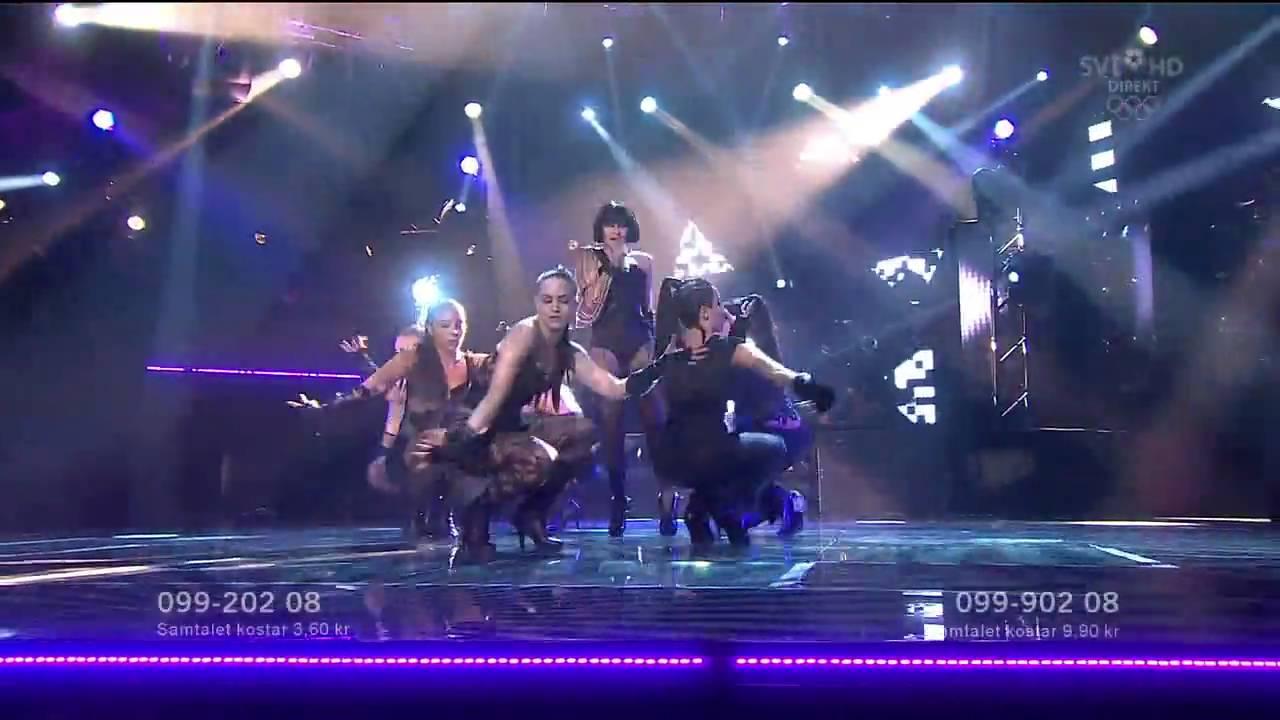 Melodifestivalen Deltävling 2: Manipulated (Melodifestivalen 2010