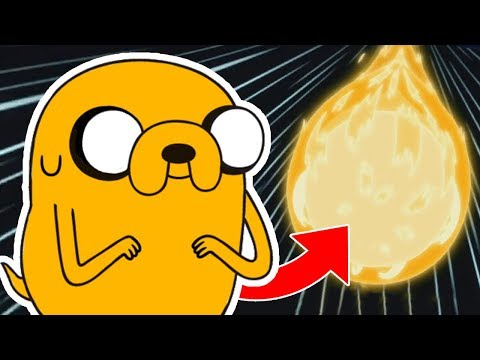 Is Jake a REINCARNATED COMET? Yellow Catalyst Comet EXPLAINED! (Adventure Time)