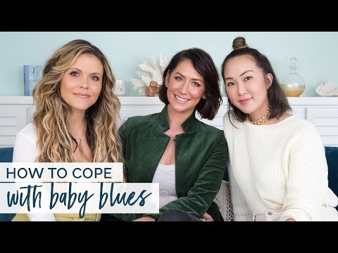 How To Cope With Postpartum Depression & Baby Blues ~ Coffee Chat With Chriselle Lim