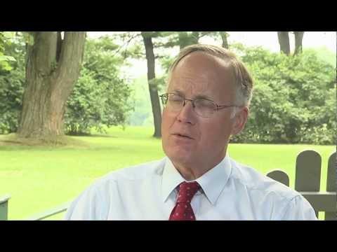 Vermont Governor Jim Douglas on Partisanship