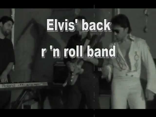 Il mitico video promo degli Elvis' Back