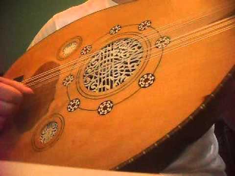Somali Oud strings tuned to BEADGC
