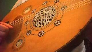 Somali Oud strings tuned to BEADGC