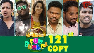 Fun Bucket | 121st Episode | Funny Videos | Telugu Comedy Web Series | By Sai Teja - TeluguOne