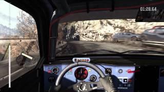 DiRT Rally Daily Challenge - Col de Turini - Lancia Delta S4