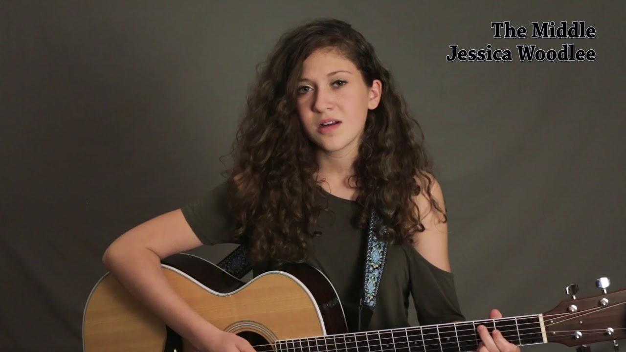 Zedd, Grey - The Middle ft. Maren Morris (A Jessica Woodlee Cover)