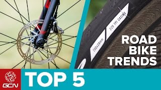 Top 5 Trends - What Does The Future Hold For Road Bikes?