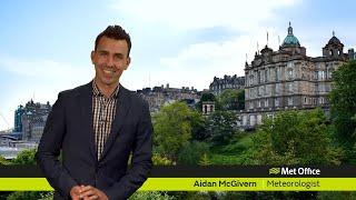 Saturday Scotland forecast - 24/07/21