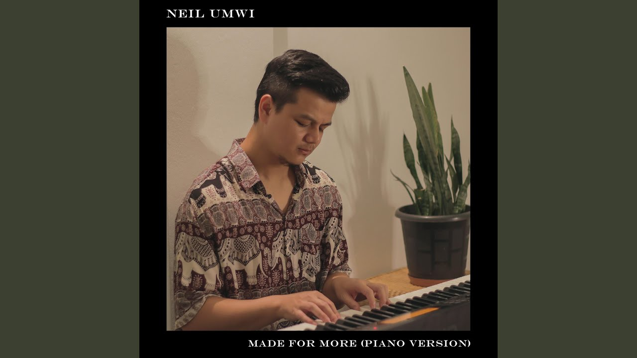 Download Made For More (Piano Version)