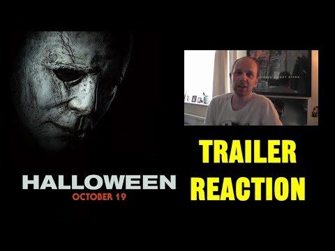 HALLOWEEN 2018  (Blumhouse) Official Trailer Reaction & Review