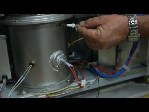 Servicing the Flame Detector on Your Toyostove