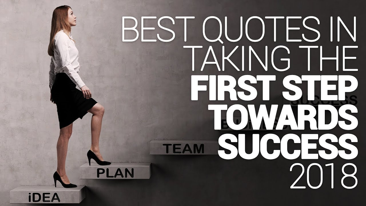 Best Motivational Quotes By Rik Assfalg In Taking The First Step