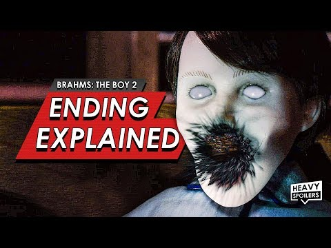 BRAHMS The Boy 2 Ending Explained Breakdown | Full Movie Spoiler Review + What Is Really Going On