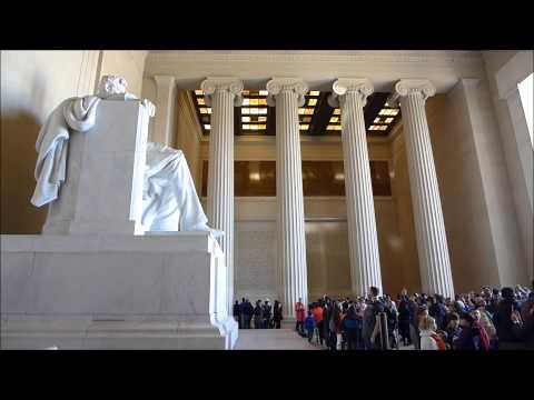 The Lincoln Memorial Washington D.C. (April 2015)
