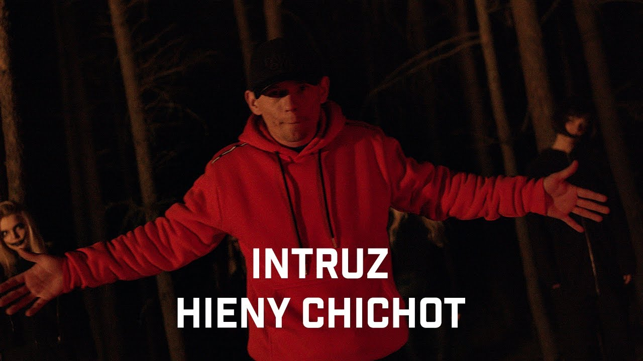 Intruz - Hieny chichot (prod. Johnny Black)