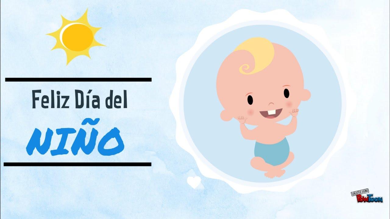 Imagenes Y Frases Del Dia Del Niño Animadas Y Cortas