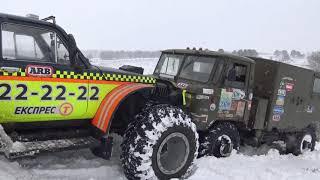 Сундуковский кордон off-road 4x4