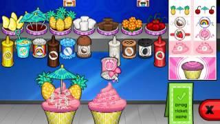 Papa's Cupcakeria   All Standard Toppings Unlocked