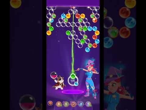Bubble Witch 3 Saga Level 1276 ~ No Boosters