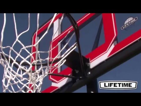 Lifetime 44 In. Portable Basketball System 90204