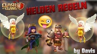 HELDEN REGELN ! II Clash-of-Clans II (German/Deutsch)