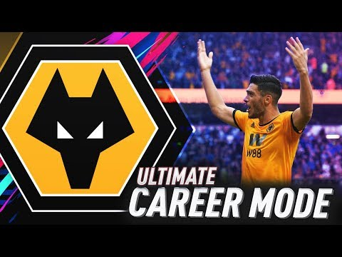 GOING OUT THE CHAMPIONS LEAGUE!?! FIFA 19 WOLVES ULTIMATE CAREER MODE #19