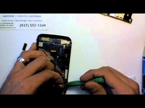 Motorola Atrix 4G teardown & Screen Repair | RepairLaunch.com