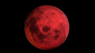 The Super Moon, Blue Moon and Blood Moon Live