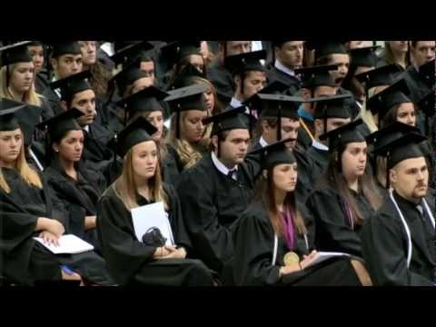 Springfield College Undergraduate Commencement 2012