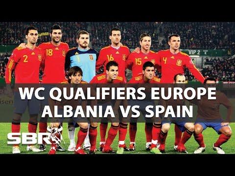 Albania vs Spain 09/10/16 | WC Qualifiers Europe | Predictions