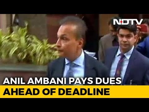 """""""Deeply Touched"""": Anil Ambani Thanks Brother Mukesh For Last-Minute Save"""