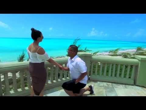 Joshua & Erika Engagement Music Video : Turk & Caicos Island