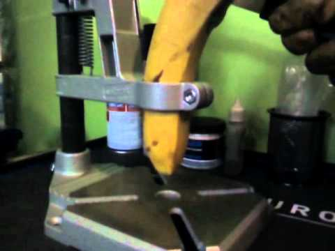 banana machine