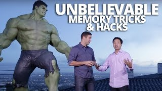 Unbelievable Memory Tricks and Hacks with Jim Kwik and Lewis Howes