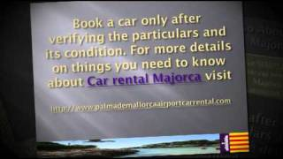 Car Rental Majorca -- Best Way to See the Beautiful Spanish Island