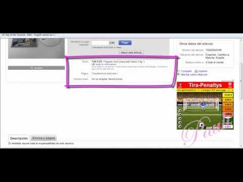 Cómo comprar en Ebay ? from YouTube · Duration:  8 minutes 16 seconds