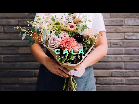 A Floral Story // CALA Floral Studio