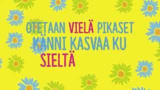 PETRI NYGÅRD: SATUMAA feat. SANNA [LYRIIKKA]