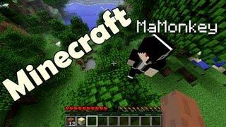 Minecraft Ft.Mamonkey การสร้างบ้านที่สุดแสนจะลำบาก !!