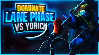 TF BLADE'S GUIDE to Dominate TOP LANE using JAX vs Yorick | League of Legends