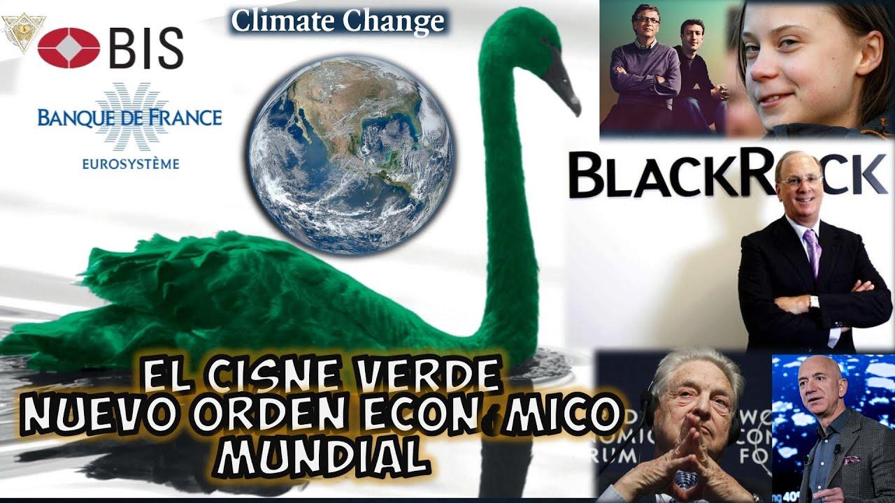 El Cisne Verde, el evento que cambiara el Orden Económico