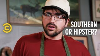 Is It Southern or Hipster? - wellRED Comedy