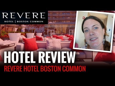 HOTEL REVIEW: Revere Hotel Boston Common