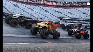 TMBTV AT 10.4 BRISTOL MOTOR SPEEDWAY Monster Trucks 2019 - ActionTracks