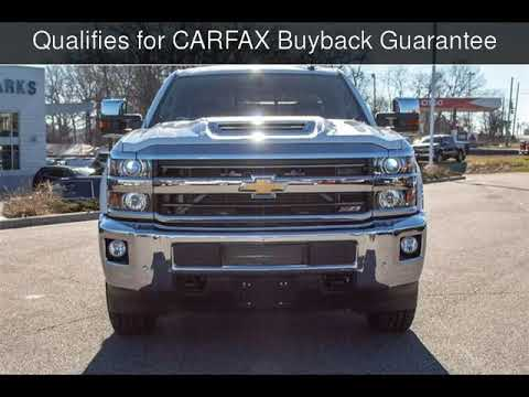 2019 Chevrolet Silverado 2500HD LTZ New Cars - Charlotte,NC - 2019-03-07
